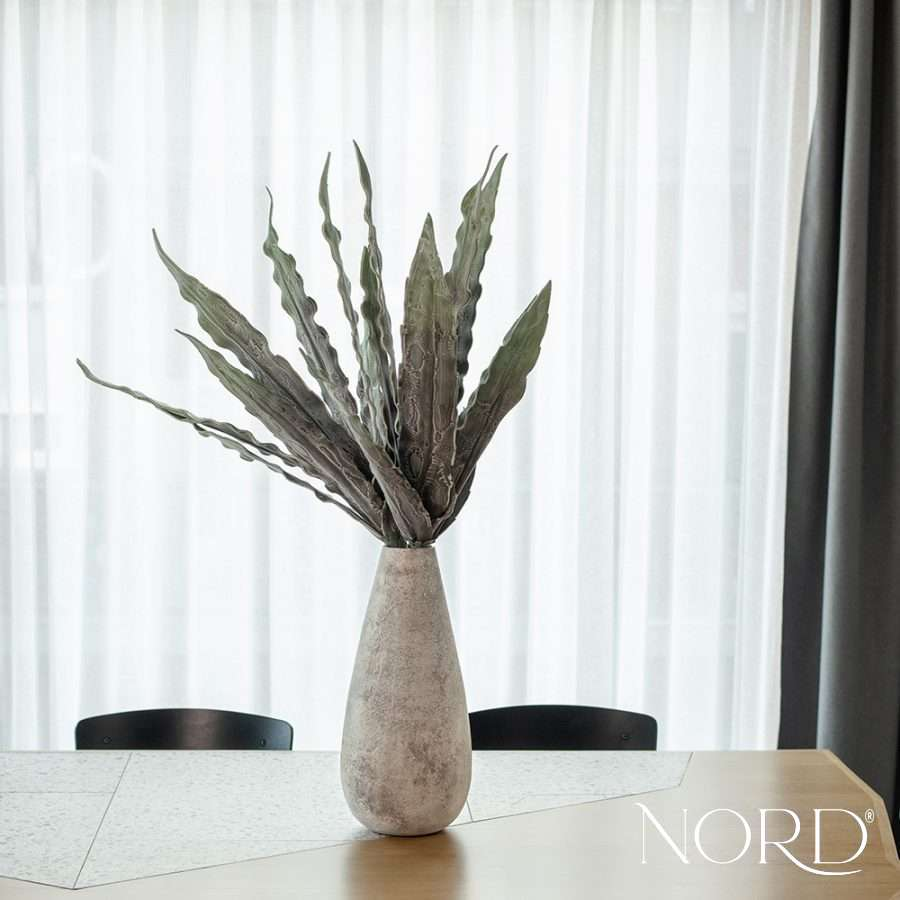 OYSTER ΒΑΖΟ ΓΥΑΛΙ STONE GREY Nord Casa